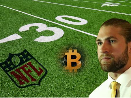 Sean Culkin será el primer jugador de la NFL en cobrar su salario íntegro en bitcoin