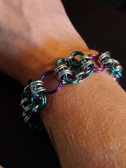 Flower Maille Bracelet