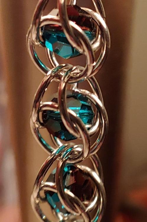 4-in-2 Captured Swarovski® Crystal Bracelet
