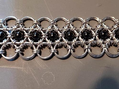 Beaded Japanese 12in2 Bracelet