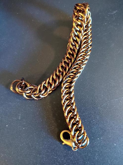 Vintage Bronze Half-Persian 4-in-1 Bracelet