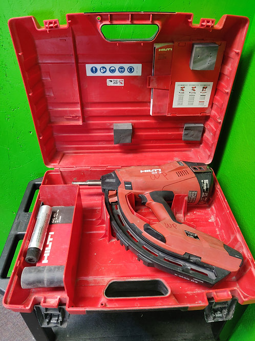 Hilti - X-M40 G3 - Gas Actuated Nail Gun In Case - Cedar City