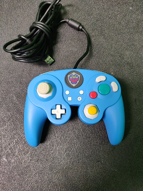 Zelda Pdp 500-100 Wired Switch Fight Pad Pro Controller