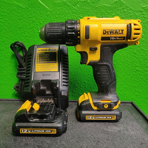 DeWalt Drill with 2 Batteries and Charger - DCD710 - Cedar City