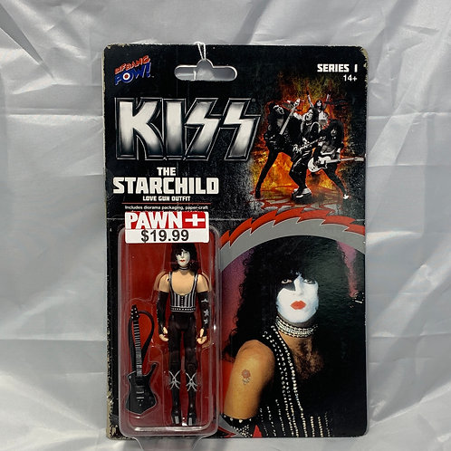 KISS Toys - The StarChild - Paul Stanley - St. George Boulevard