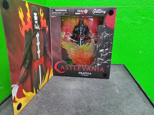 """Castlevania Dracula 9"""" PVC Diorama Statue - Cedar City"""