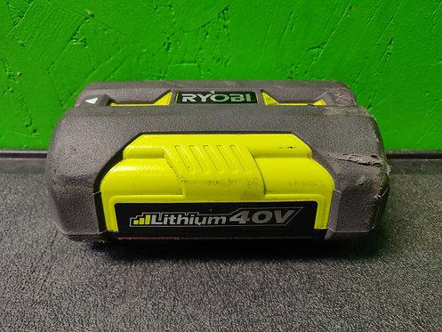 RRyobi - RY40402 - 40V 94Wh Li-Ion Battery - Cedar City