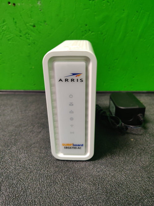 Arris SBG6700-AC 3.0 Cable Modem and WIFI Router- Cedar City