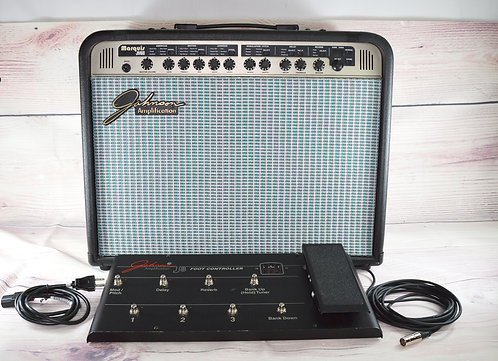 Johnson Marquis JM60 Digital Modeling Guitar Amp w/Footswitch -Cedar City