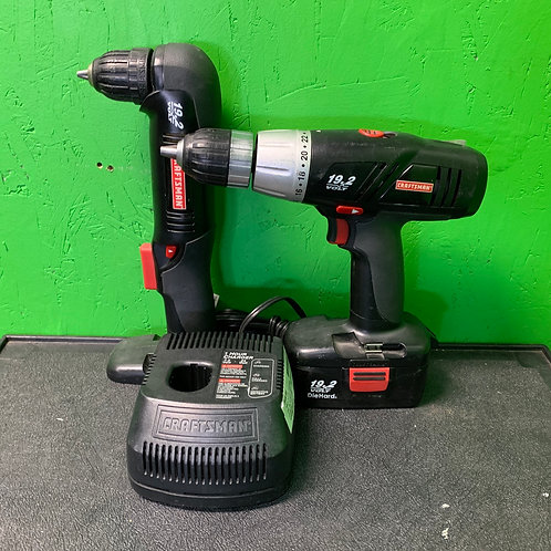 "Craftsman Right Angle Drill and 1/2"" Drill Driver - 315.114852 - Cedar City"