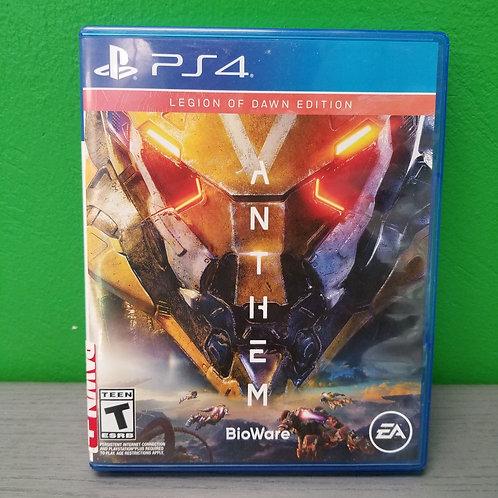Games PS4 - Anthem: Legion of Dawn Edition - St. George