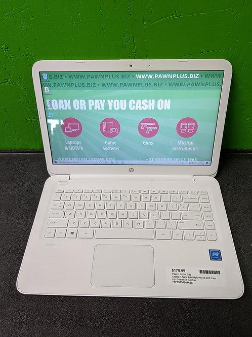 HP Stream 14 Laptop 1.6ghz 4gb 64gb windows 10 - Cedar City