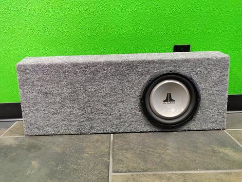 "JL Audio W1  10"" Subwoofer in Box"