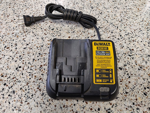 DeWalt - DCB107 - DCB115 13-20V Max Li-Ion Battery Charger - Cedar City