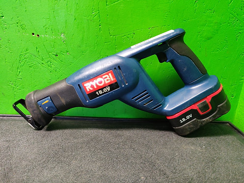 Ryobi RJC181 Reciprocating Saw with Battery - No Charger
