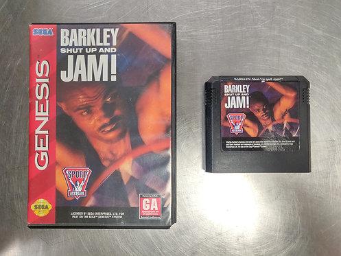 Barkley Shut Up and Jam! - Sega Genesis