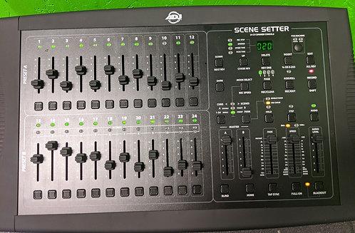 ADJ Scene Setter 24-ch DMX Dimming Console - Cedar City