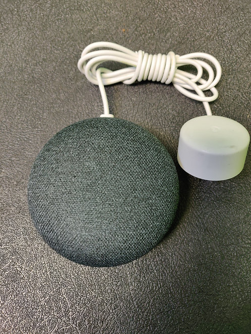 Google H0a  Smart Speaker with Power Adapter