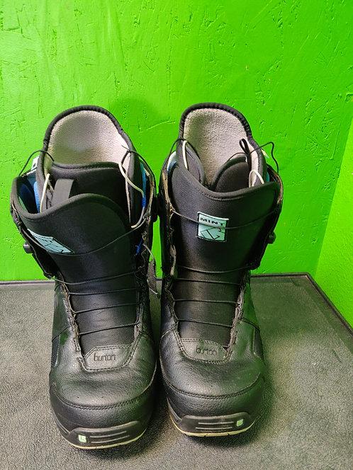 Burton Mint  Snowboard Boots Women Size 9