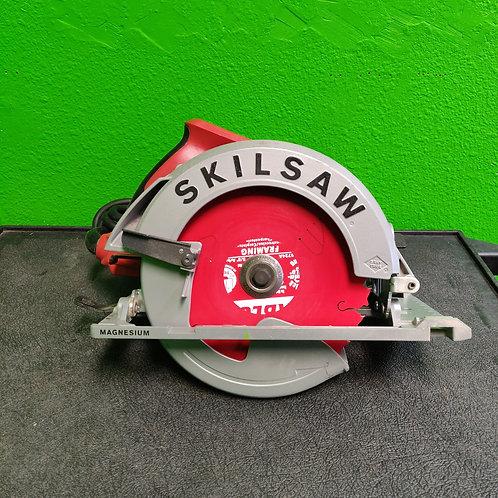 """Skil - 15 Amp Corded 7-1/4"""" Sidewinder SPT 67 WM Saw - Cedar City"""