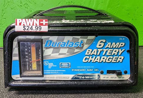 Duralast 6amp Battery Charger - Cedar City