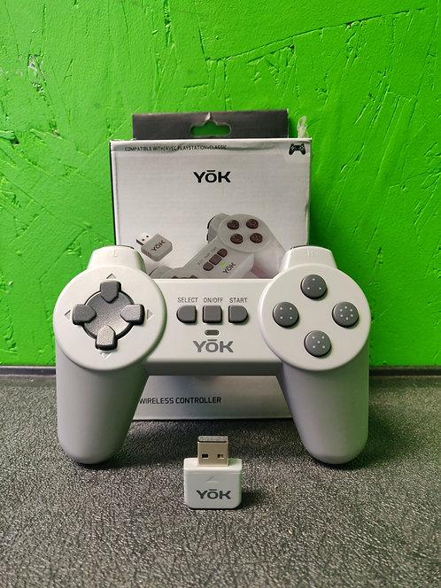 Yok - Controller Yok Wireless Controller For PS1 - Cedar City