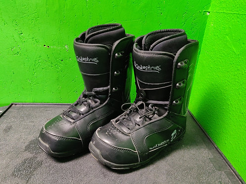 World Industries Whip Snowboard Boots - Size 5