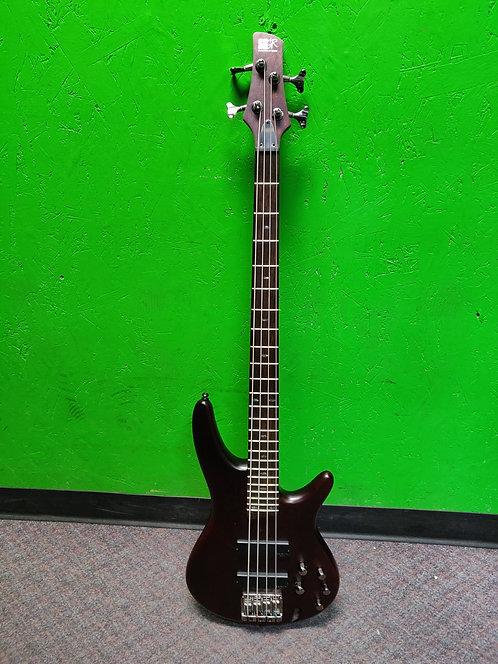Ibanez SR 500 4 String Bass in Case