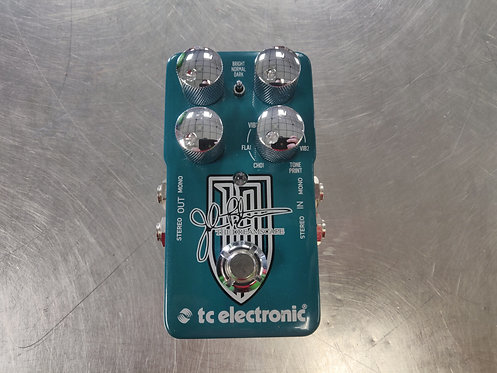 TC Electronic The Dreamscape Modulation Guitar Pedal