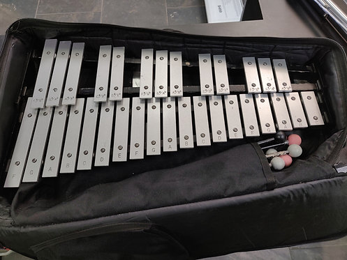 Ludwig - Musical 32 Key Xylophone With Stand and Case - Cedar City