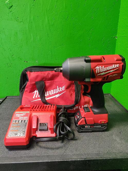 "Milwaukee - 2767-20 - Tool 1/2"" Impact Wrench 1 Batt Charger in Bag - Cedar City"