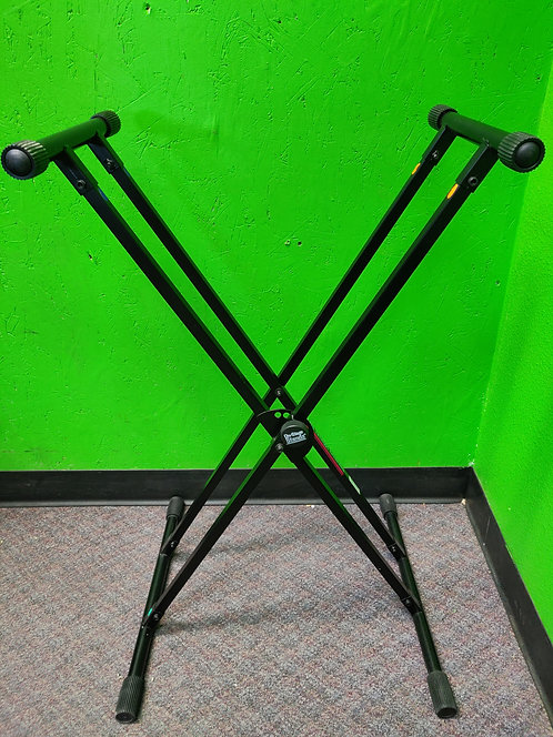 On Stage Stands - KS7171 - Double-X Keyboard Stand - Cedar City