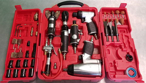 Master Grip 77pc Air Tool Set 691114 - St. George
