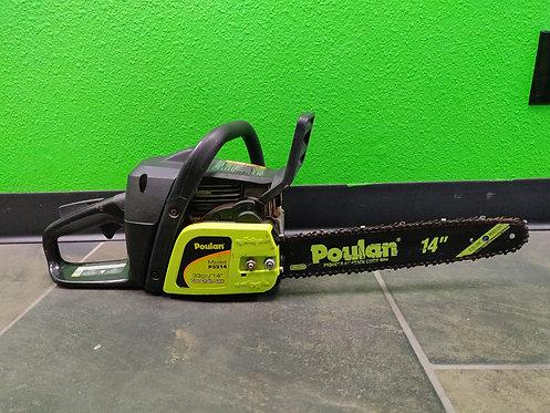 """Poulan P3314 14"""" 33cc Chainsaw"""