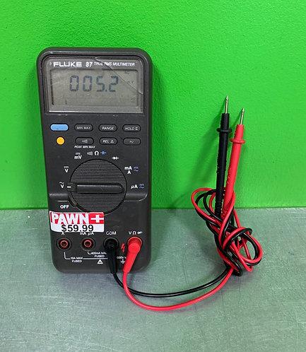 Fluke Testing Meter - 87 - Washington