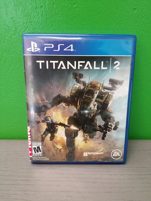 PS4 Game - Titanfall 2 - St. George