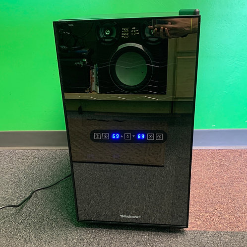 18-Bottle Dual Zone Touchscreen Wine Cooler - St George