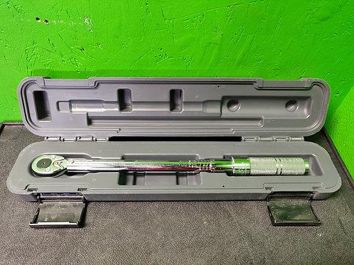 "Proto 6012C 3/8"" Drive 20-100ft lb. Torque Wrench"