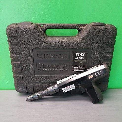 Simpson Powered Actuated Fastening Tool - PT-17 - St. George