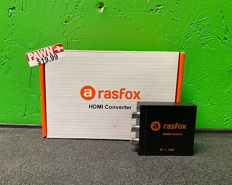 Rasfox AV RCA to HDMI - Cedar City