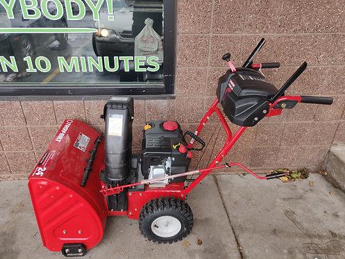 "Troy Bilt - Storm 2410 - 24"" 208cc Two Stage Gas Snow Blower - Cedar City"