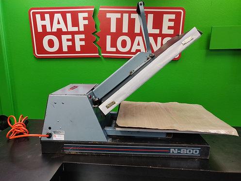 "HIX - N800 - 16""x20"" Clamshell Heat Press - Cedar City"