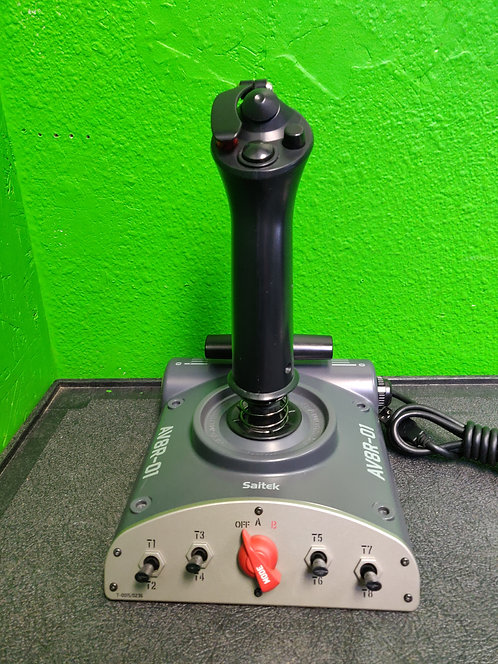 Saitek - AV8R-01 - Computer Flight Stick - Cedar City