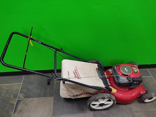 Craftsman - 917.388571 - Gas Powered Push Lawn Mower 6.5 HP - Cedar City