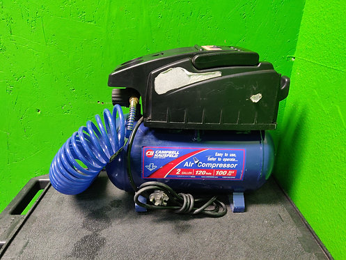 Campbell Hausfeld SH2100 2 Gallon 100psi Air Compressor