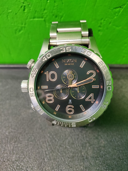 Nixon Simplify 51-30 Men's Chrono Stainless Watch