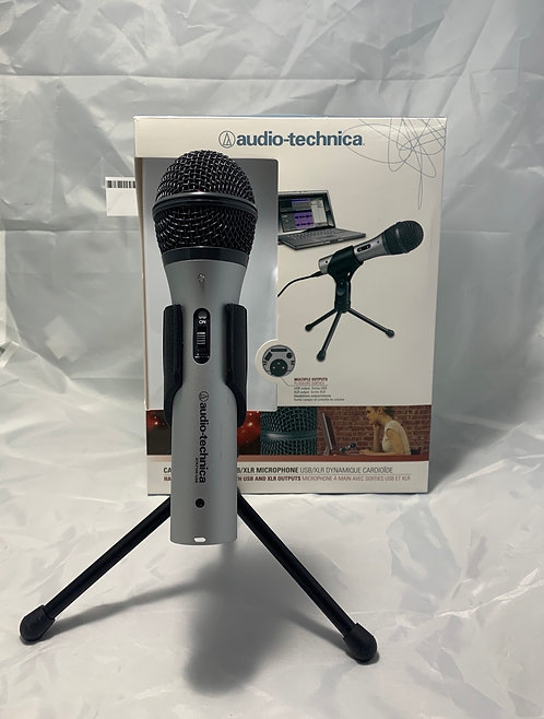 Audio Technica USB Microphone in Box - ART-2100-USB - St. George Boulevard