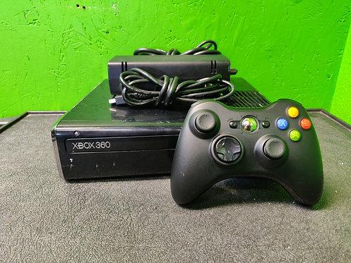 Microsoft - Xbox 360 1439 - Game System 1 Controller HDMI Power 250 GB - Cedar C