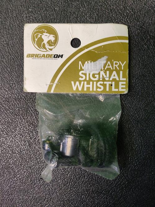 Brigade QM - GPW98 - GI Cork Ball Plastic Whistle - Cedar City