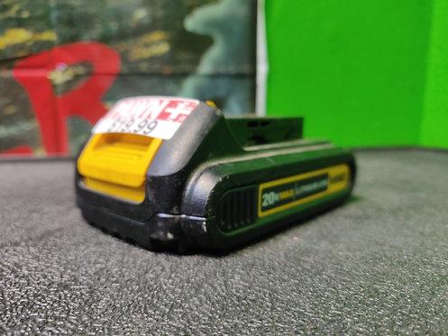 DeWalt - DCB201 - 20-MAX Lithium-Ion Compact Battery Pack - Cedar City